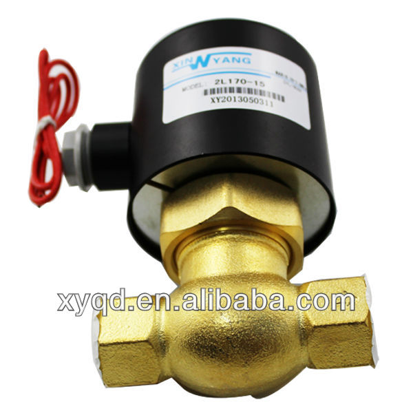 Solenoid valve/ 24V DC Solenoid Valve/ 2/2way Direct Acting valve
