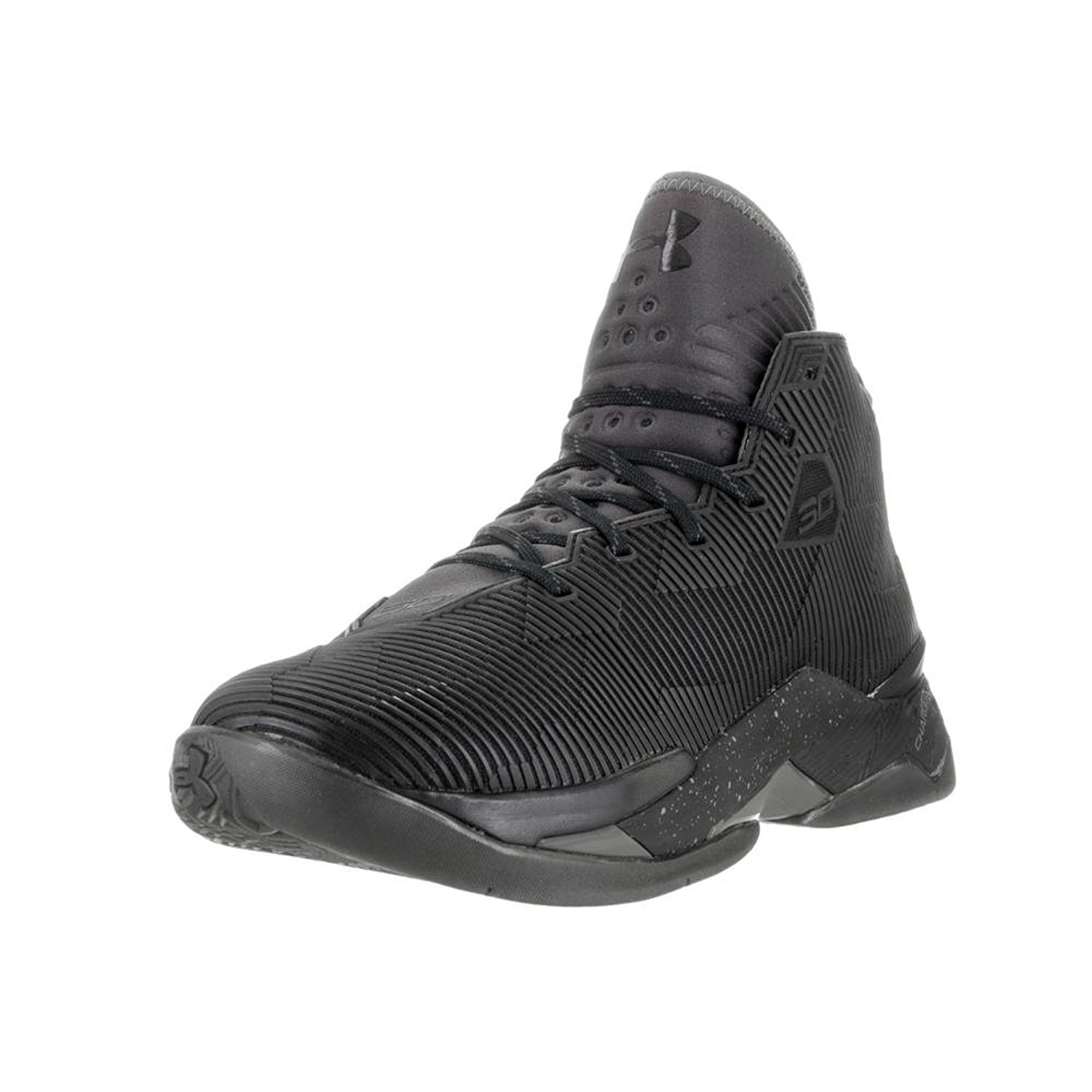 628bc49d0fea Get Quotations · Under Armour UA Curry 25 mens basketball-shoes  1274425-006 7 - Black
