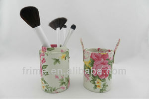 5pcs Common White Personal Professional Makeup Brush Set With Beautiful Box