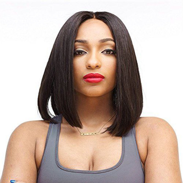 Remy Indian Human Hair Short Lace Wigs Wholesale, Lace Wig ...