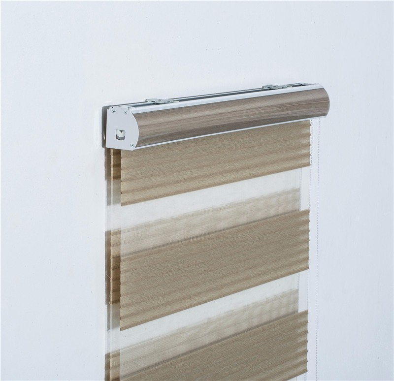 Guangzhou Factory Direct Sell Roller Zebra Blinds