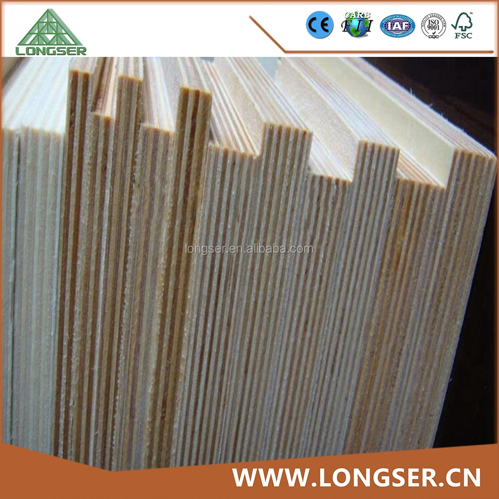 Chinese full poplar plywood / 18mm plywood price for furniture