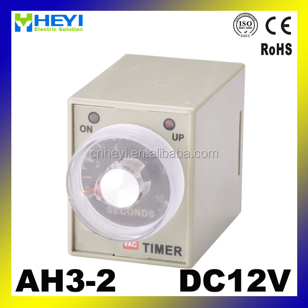 AH3 series time relay ah3 3 timer relay