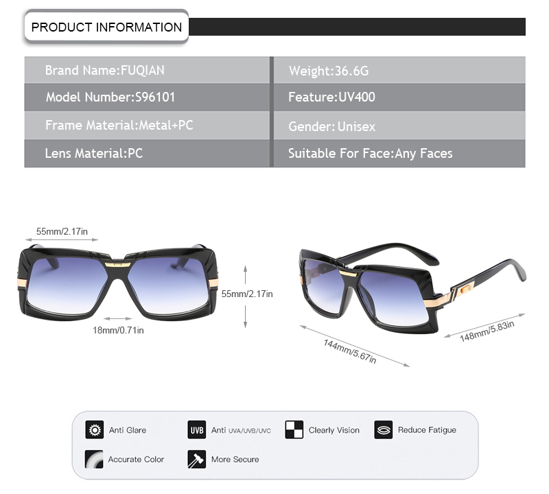 Fuqian New how do polarized sunglasses work ask online for racing-7