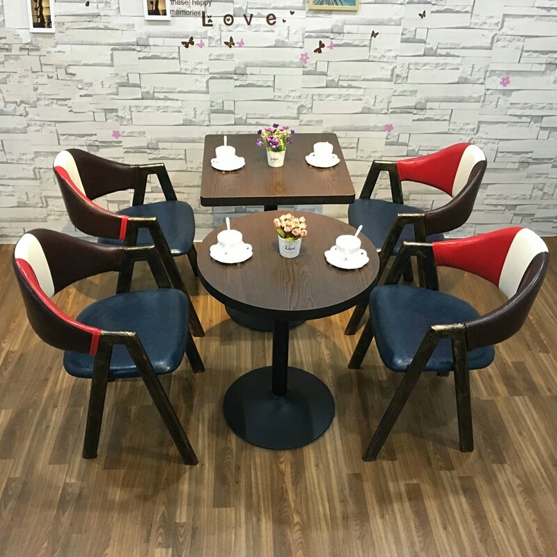 Modern Wooden Dining Chairs Indoor