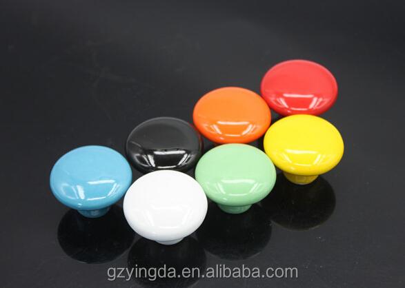 Colorfur pomello ceramica per armadio da cucina mobili maniglia& ...