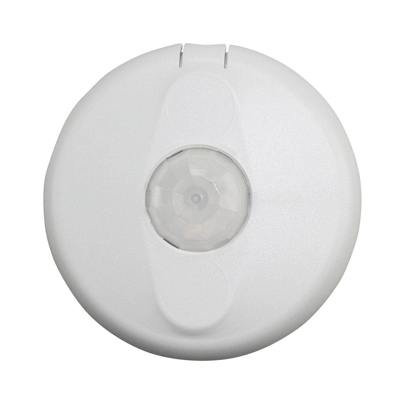 Watt Stopper 91429 CI-300 Occupancy Sensors Passive Infrared PIR Ceiling Sensors 360 Degree; White