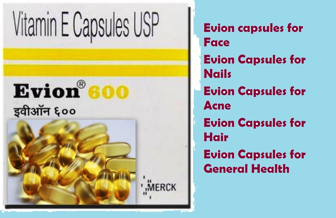 Vitamin E capsules. Its effect on the body 29