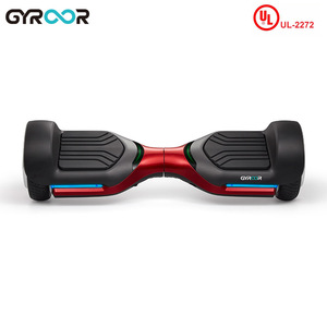 High quality Gyroor G1 swift 6.5 inch hoverboard with UL certificate several colors available