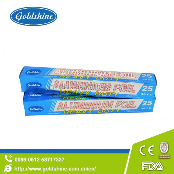 Industrial Catering aluminum foil rolls low price household aluminium foil