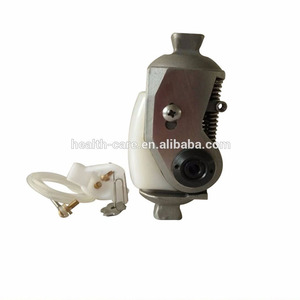 medical equipment orthopedic prosthetic single axis knee joint with manual lock