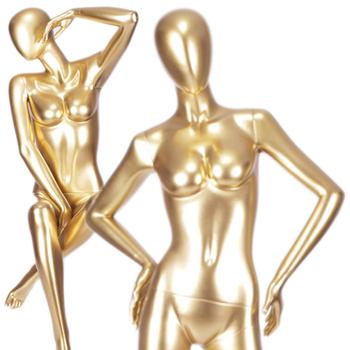 Oturan Altın Boyama Vücut çıplak Büyük Meme Busty Göğüslü Kız Kadın