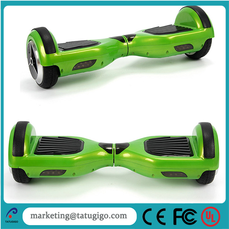 High quality 1 year warranty 6.5 inch gyroscope 2 wheels bluetooth electric hover board