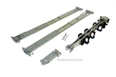 HP Small Form Factor Ball Bearing Rail Kit - Rack rail kit - 2U - for ProLiant DL380e Gen8, DL380p Gen8, DL385p Gen8
