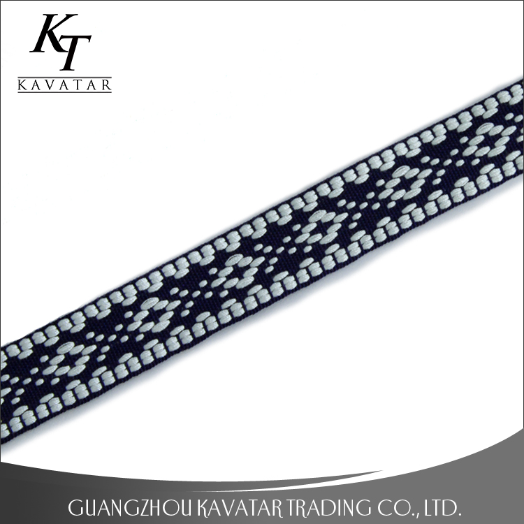 Wholesale ethnic style ribbons,customized design embroidery ribbon tape for garmnet