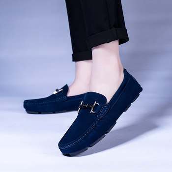 Men Comfortable Loafers Walking Shoes