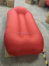 New camping air sofa outdoor inflatable lounger banana