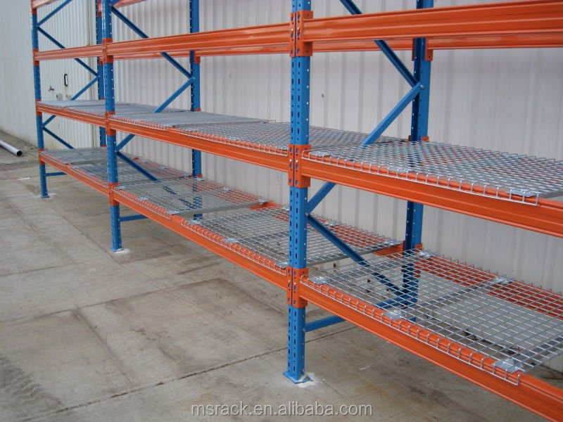 New design radio shuttle cold storage racking system with low price