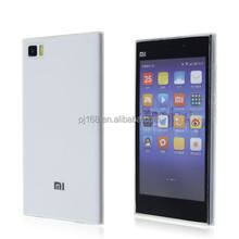 Wholesale High Quality Ultra Thin Tpu Case For Xiaomi Mi3 Back Cover