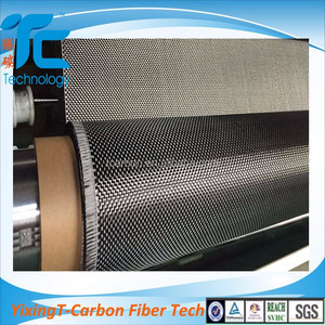 200g Plain 3k Carbon Fiber Fabric/ Carbon Fiber Cloth/ Carbon Fiber Mesh