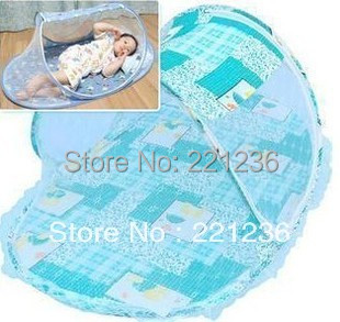 Free shipping Hot selling 2013 New High Quality Baby Folding Bed Nets Crib Mosquito Net Rocker