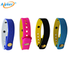 Factory direct sales fashionable wholesale silicon wristband.NFC smart silicon bracelet from china