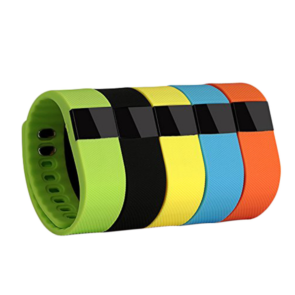 Hot Sale TW64 Smart Wristband Fitness Activity Tracker Bluetooth 4.0 Smartband Sport Bracelet For IOS Phone Android PK Miband