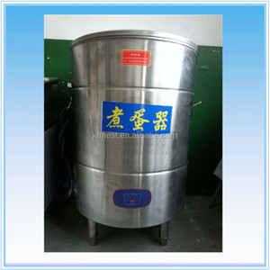 Commercial Stainless Steel Quail Egg Cooker Machine / Quail Egg Boiler