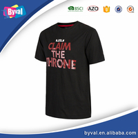 Promotional Screen Printing 100 Cotton T shirt