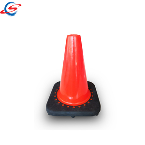 PVC-300D recycled mini traffic cone used traffic cones
