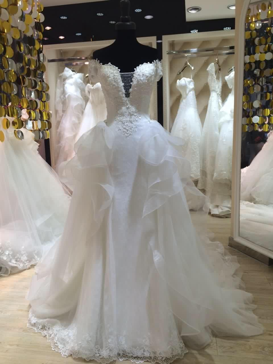 Aliexpress Wedding Dresses 2016