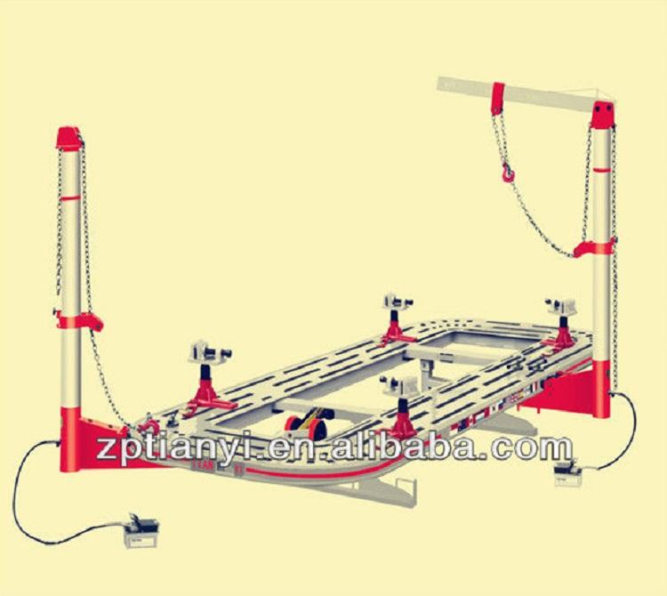 Encuentre el mejor fabricante de maquina para enderezar chasis y ...