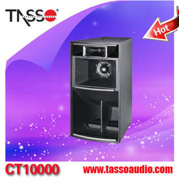 Tasso subwoofer speaker active pa 5.1 home theater audio systems