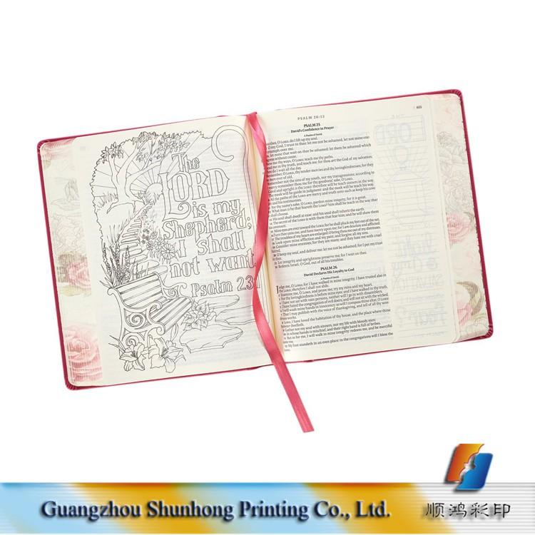 Moq Kecil Kreatif Kertas Alkitab Buku Mewarnai Murah Gambar
