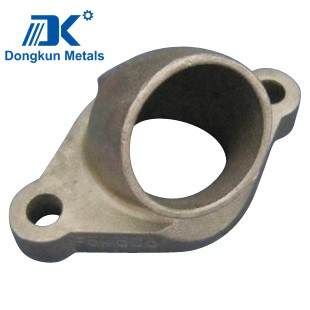steel pump parts with investment casting process