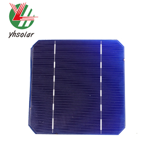 Bluesun high quality 2.8w monocrystalline 125mm solar cell weight