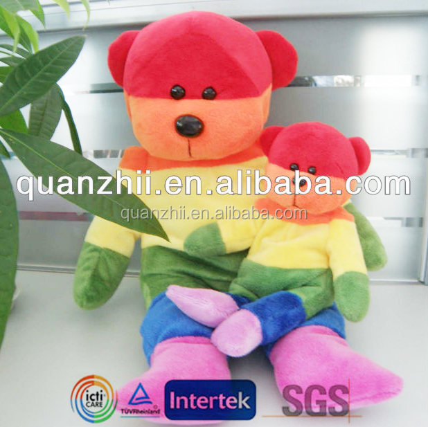 Cute Rainbow Teddy Bear, Cute Rainbow Teddy Bear Suppliers and ...