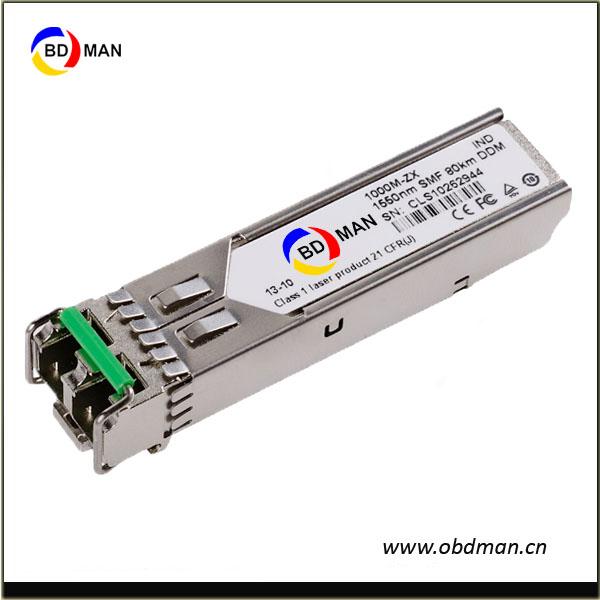 1000Base-Cwdm Sfp 1Ge 2G Fc 1550Nm 80Km