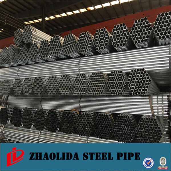 tianjin tube steel tube ! schedule 40 bs1387 erw galvanized steel pipe specifications galvanized pipe 4 inches