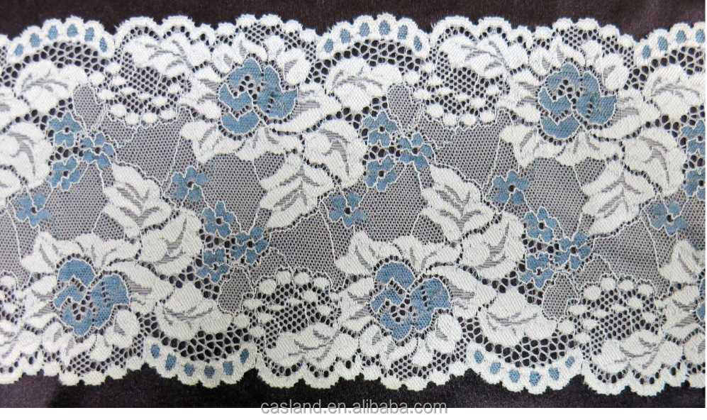 Nylon two tone lace fabric(05193#)