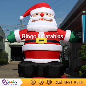 Inflatable Christmas Decorations.Outdoor Christmas Decorations 20ft Christmas Inflatable Santa Buy Inflatable Santa Christmas 20ft Christmas Inflatable Santa Product On Alibaba Com