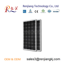 Best price high efficiency cell 220w monocrystalline PV solar panel price