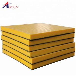 Plastic sandwich panel / Dual color HDPE sheet