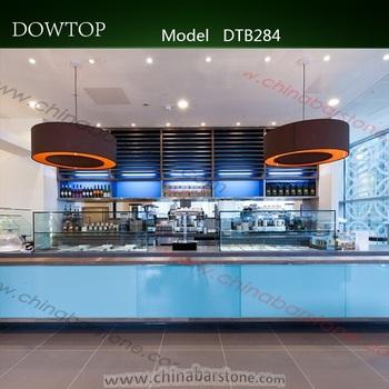 modern design cafe restaurant service counter buy cafe