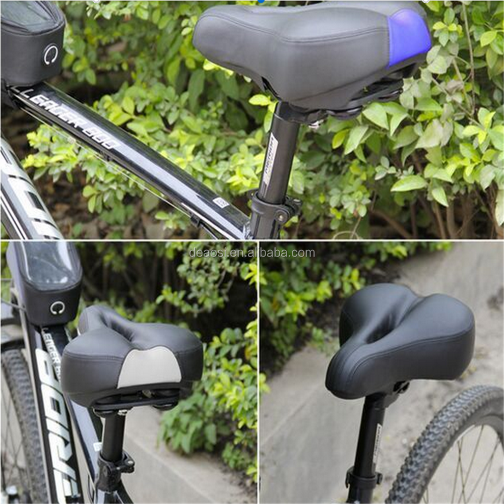 High End Electric Bicycle Saddle/relaxed Bike Seat