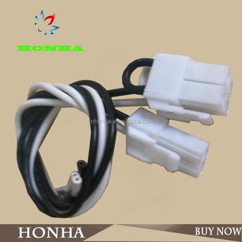Auto Molex 2 Pin And 4 Pin Connector 300 Watt Led Light Bar Wiring ...