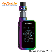 2017 Trending Products G-priv2 E Cigarette SMOK G-priv 2 230W Mod Kit With 18650 Battery