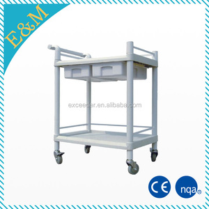 ABS utility computer trolleys