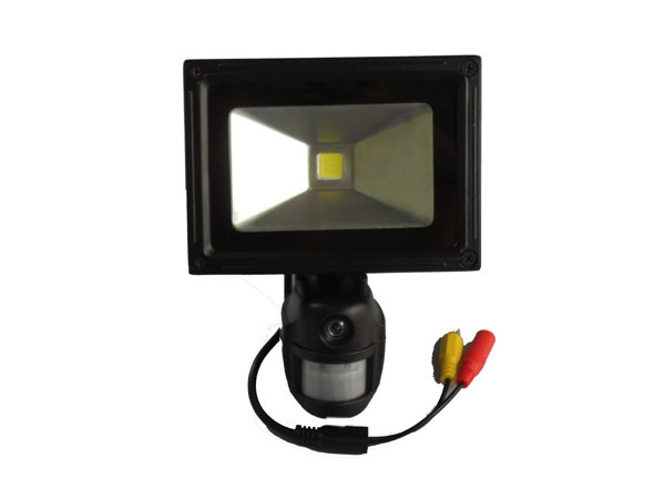 Motion Activated Security Light Camera In Led Floodlight Motion ...