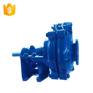 Centrifugal Horizontal Slurry Pump Used in Paper Mill